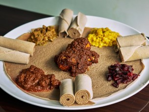 Traditional Ethiopian Food