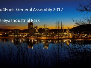 Bio4Fuels General Assembly 2017