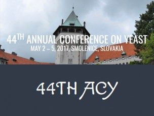 44th Annual Conference on Yeast presentation