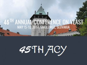 45th Annual Conference on Yeast presentation