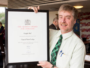 NMBU Researcher winner of the Queen's Award