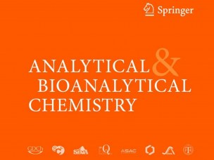 Analytical and Bioanalytical Chemistry publication
