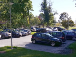 Parking at Campus Ås for Employees