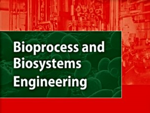 Bioprocess and Biosystems Engineering publication