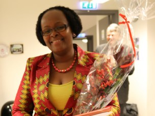 Successful PhD defence:  Dr. Victoria Moshy