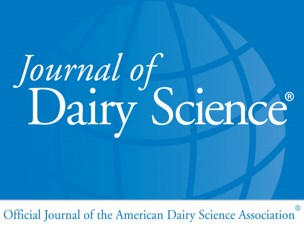 Journal of Dairy Science publication