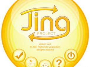 Jing: the quick and easy way to give video feedback