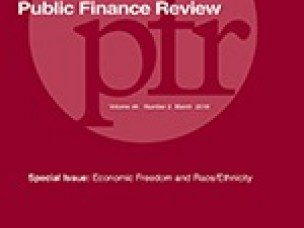 Ny publikasjon i Public Finance Review