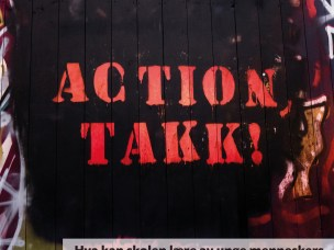 'Action, takk!' av Astrid T. Sinnes