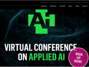 Are you interested in artificial intelligence? Join the AI+ conference.