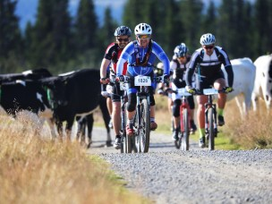 Birkebeinerrittet, an 86 km long classic MTB race from Rena to Lillehammer.