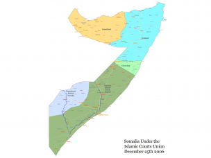 Militant Islamism and local clan dynamics in Somalia