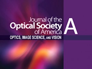 Journal of the Optical Society of America A publication