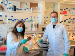 A game changer in biomass degradation and bacterial pathogenesis