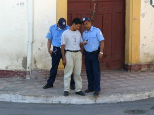 Community-Based Policing in Nicaragua