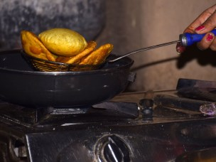Gas-fuelled cooking can save lives