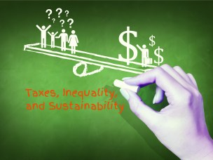 PhD in Taxes, Inequality, and Sustainability