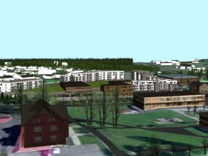 Immersive Virtual Reality In Landscape Planning