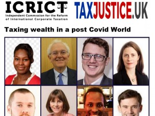 Webinar: Taxing wealth in a post-COVID world