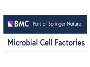 Microbial Cell Factories publication