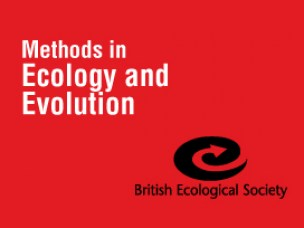 Methods in Ecology and Evolution publication