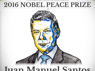 From the Plebiscite for Peace to the Nobel Peace Prize