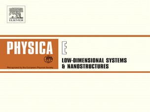 Physica E publication