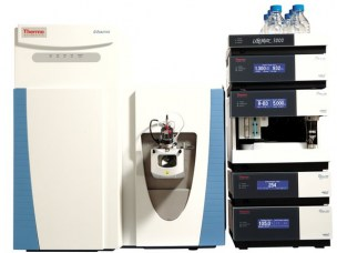Thermo Scientific Q Exactive Hybrid Quadrupole-Orbitrap Mass Spectrometer