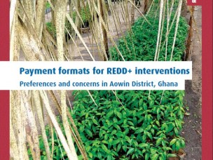 Report on REDD+ interventions in Ghana