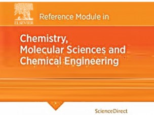 Reference Module in Chemistry, Molecular Sciences and Chemical Engineering book chapter