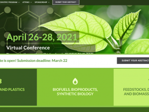 43rd Symposium on Biomaterials, Fuels and Chemicals [April 26-28, 2021]