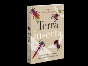 My book on insects sold to 22 countries!