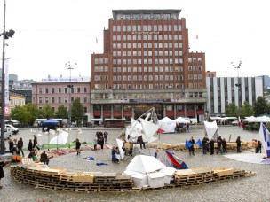 Youngstorget, Oslo.