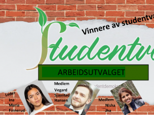 Winners of the Student Election - The Student Board