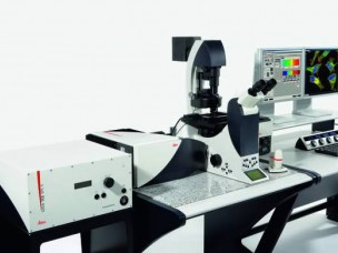 LEICA TCS SP 5 Confocal laser scanning microscope
