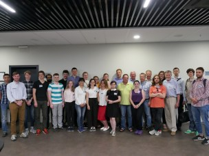 Successful seminar on Environmental Radioactivity in Kiev with excursion to Chernobyl
