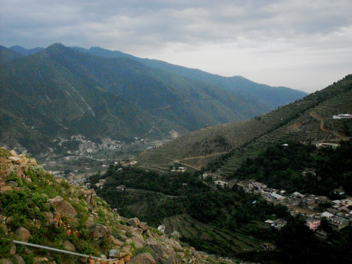 Swat Valley view