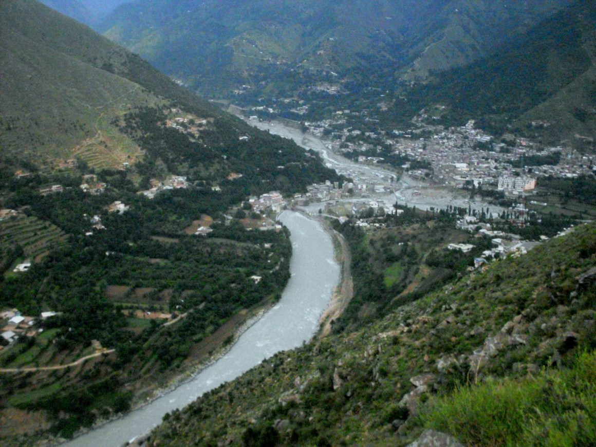 View on Swat Valley
