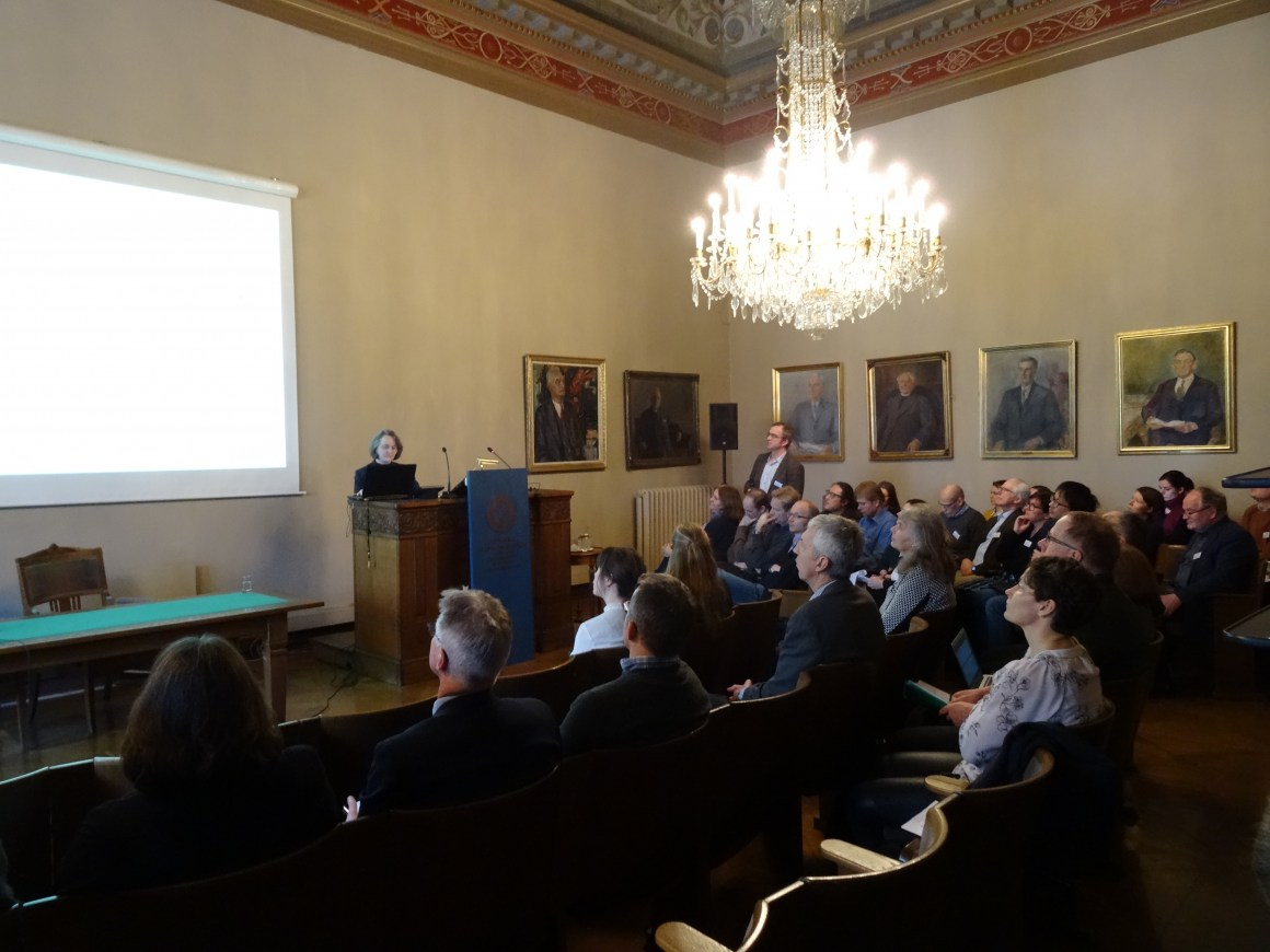 Presentation of research highlights