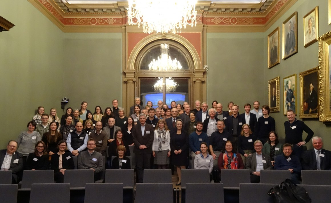 Participants of the CERAD Annual conference 2019