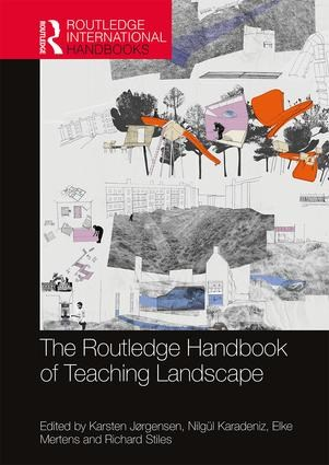 Boka The Routledge Handbook of Teaching Landscape er ute for salg nå.
