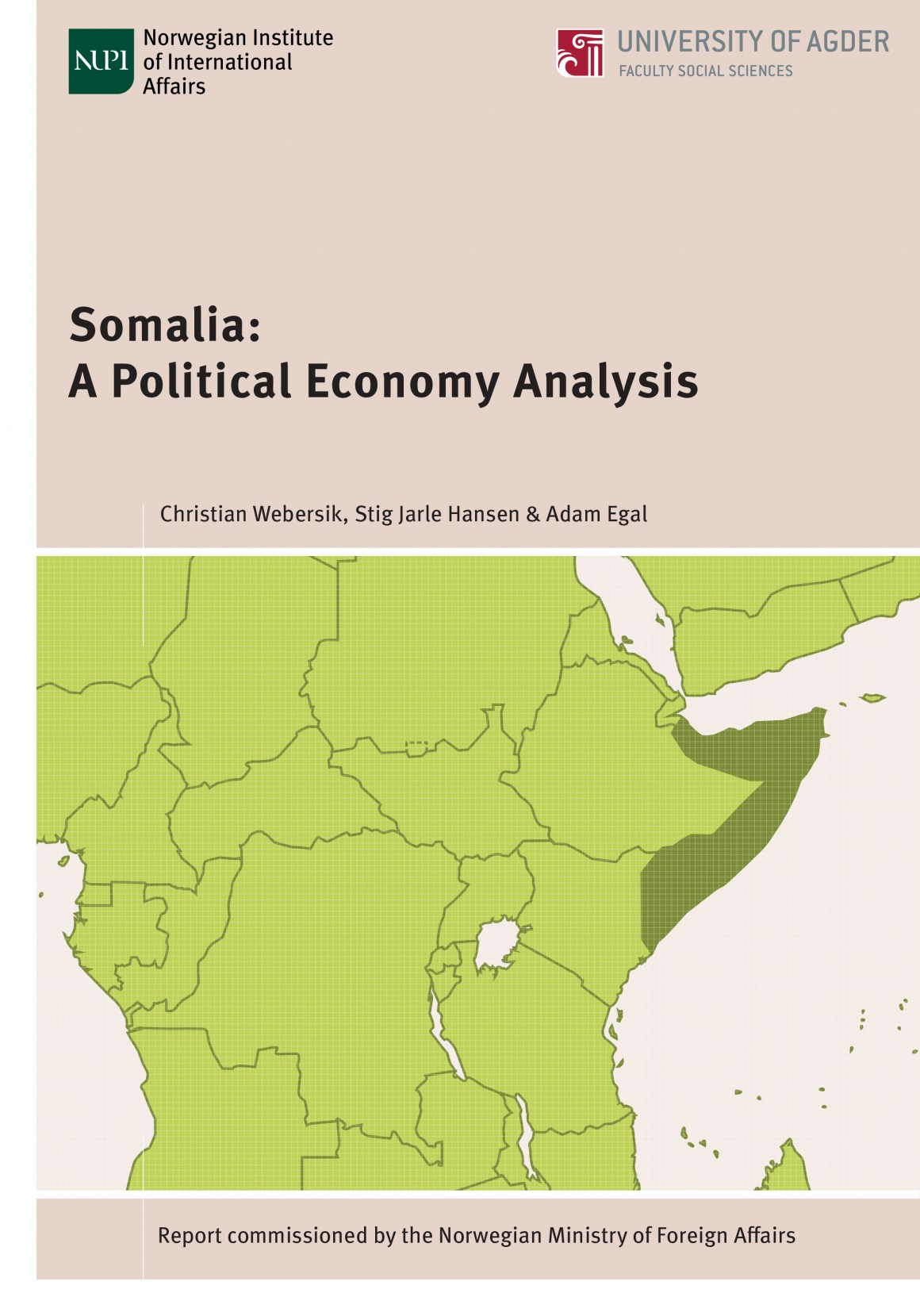 Somalia: A Political Economy Analysis