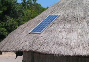 Installing small solar photovoltaic (PV) systems is one way of improving rural access to electricity.