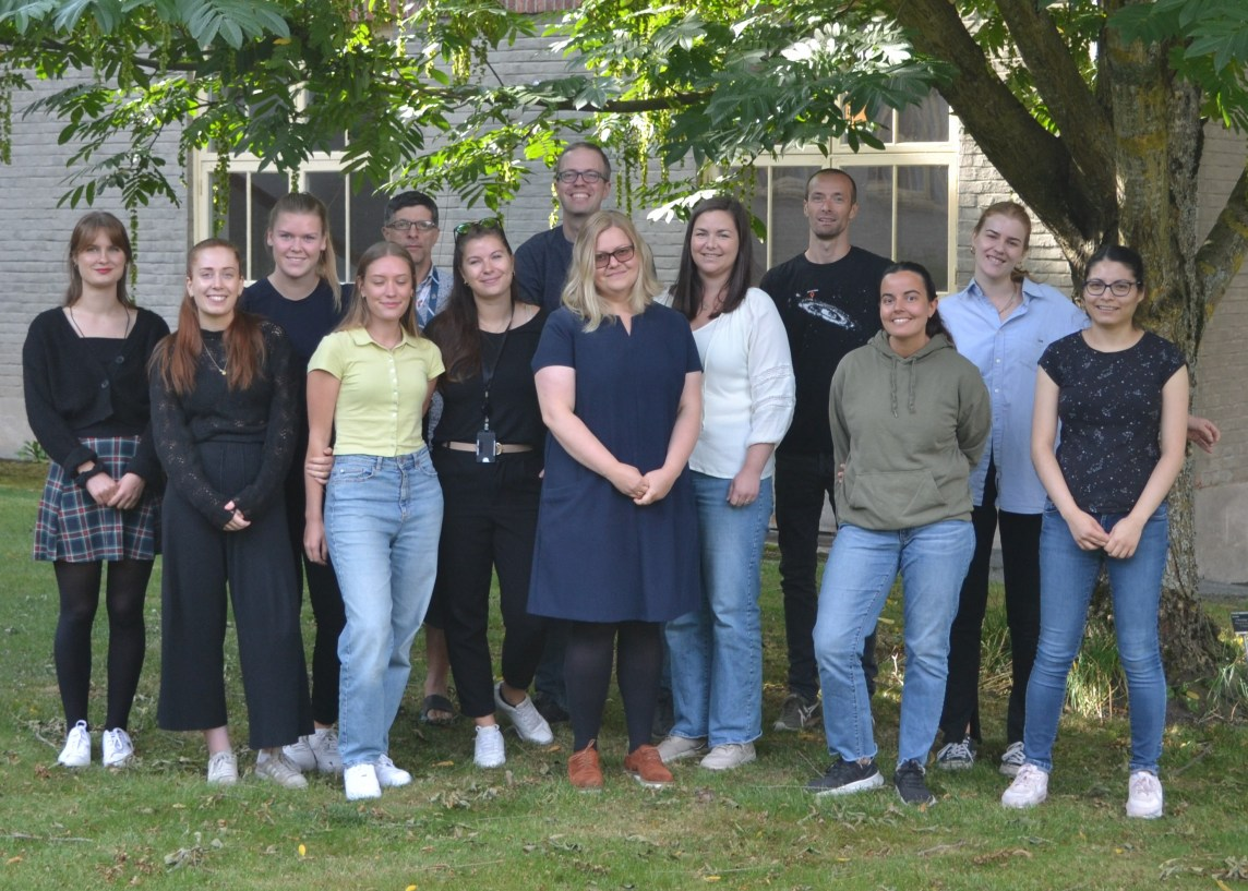 The Molecular Microbiology research group