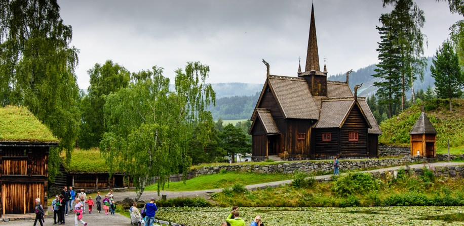 The evening welcome reception will take place at Maihaugen - a famous open-air museum in Lillehammer.