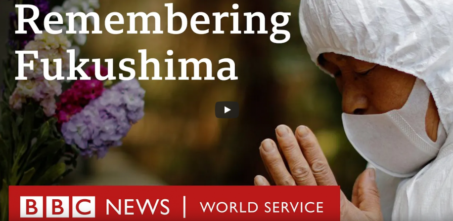 A BBC documentary about Fukushima accident