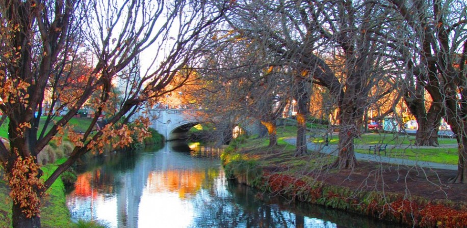 Christchurch, New Zealand.
