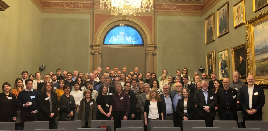 Participants of the February 2020 Annual CERAD Conference