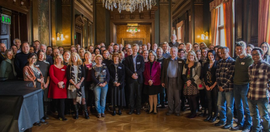 CERAD CoE Consortium at the Annual Meeting at the Norwegian Academy of Science and Letters, 9-10th of February 2017
