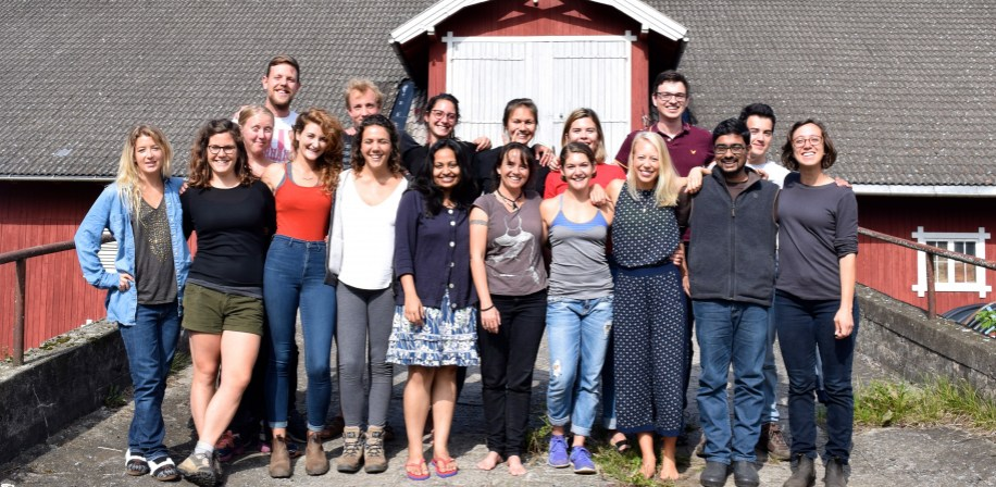 Agroecology Class 2016